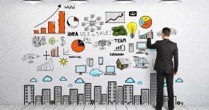 O planejamento estratégico serve para que a empresa tenha lucratividade com o desenvolvimento de produtos.
