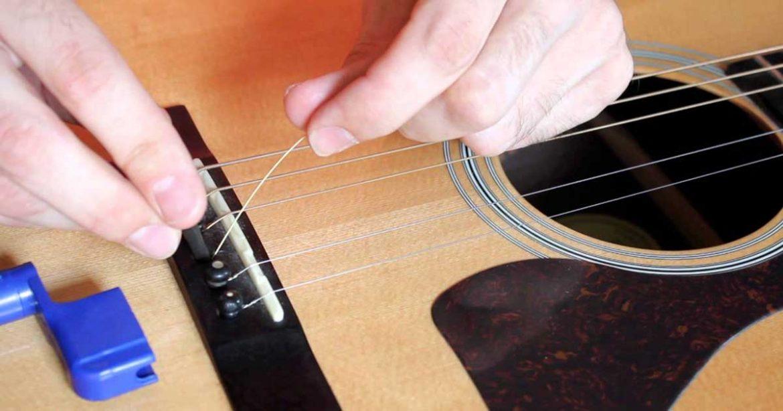 Veja 3 sinais de que chegou a hora de trocas as cordas do seu instrumento musical.