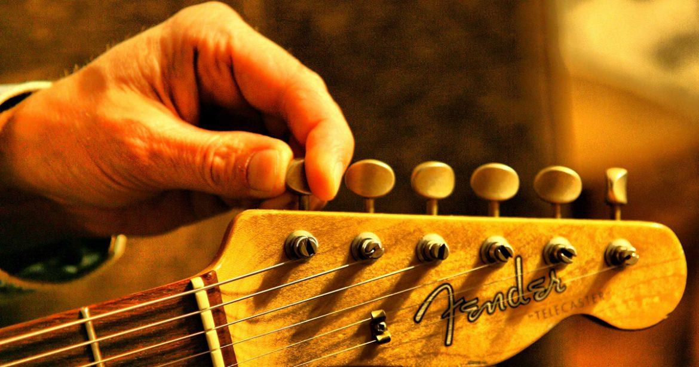 Algumas dicas do que fazer quando o instrumento começa a perder afinação