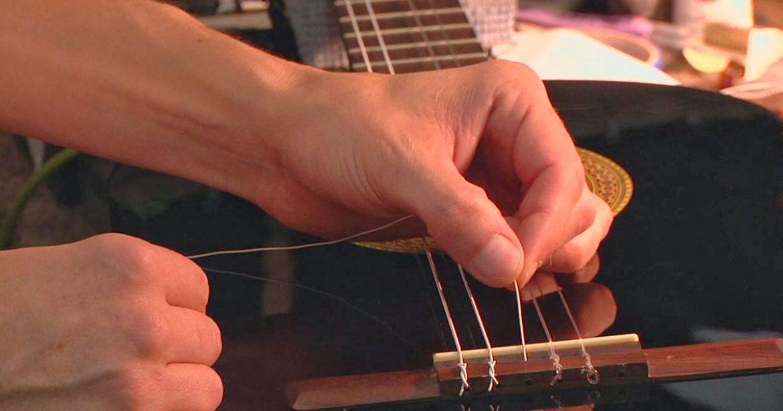 Corda de violão - saiba como escolher na hora de comprar