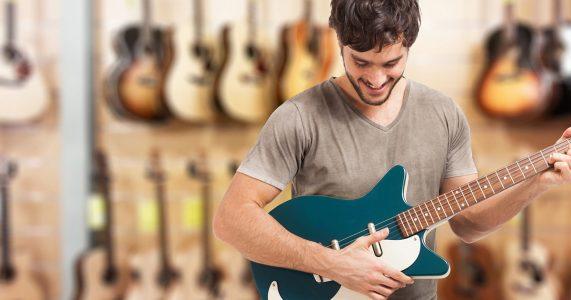 Instrumentos musicais para iniciantes como escolher