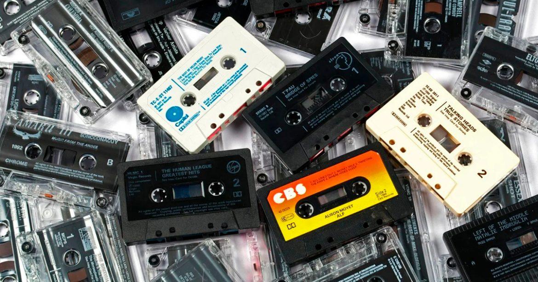 Você tem fita cassete? Saiba como conserva-las!